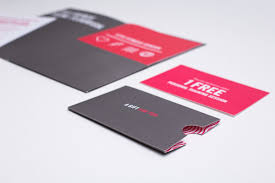 gift card sleeve dolby wellbeing on behance