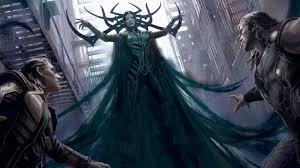thor ragnarok loki is present when hela destroys the hammer you