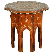antique tea tables for sale octagonal anglo indian side tea table for sale at 1stdibs