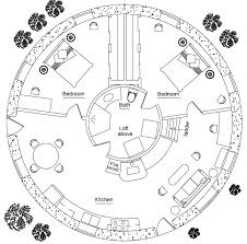 10 Bedroom House Floor Plans 1 5 Story 33 U2032 10 Meter Roundhouse Round House Rounding And
