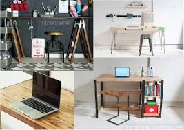 Diy Sawhorse Desk by Ideal Interior Style Created By Diy Desk 20 Elections Diyer S