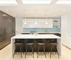 Modern Kitchen Island With Seating Stylish Seating Options For Modern Kitchen Islands