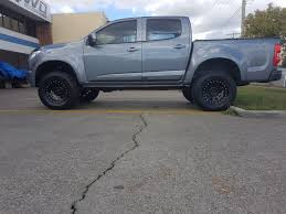 isuzu dmax lifted hackett u0027s discount tyres picture gallery hacketts discount tyres