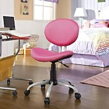 Pink Office Chairs Girls Office Chair Chair Design