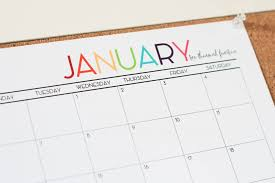 7 best images of free printable 2014 2015 monthly calendars free