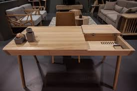 cool desk designs wooden desks for home office echanting of reclaimed wood office