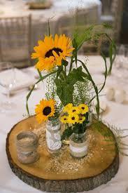 Sunflower Centerpiece 269 Best Wedding Table Decor Images On Pinterest Wedding Table