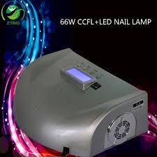 66w ccfl nail led lamp 2 hands gel nail lamp gel nail light uv