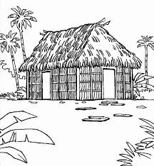 coloring pages houses traditional houses coloring page color luna