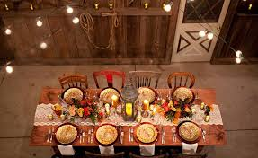 15 totally diy able thanksgiving tablescapes brit co