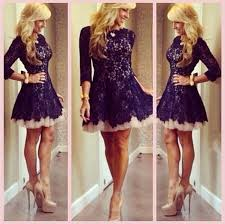 long sleeve lace homecoming dresses dark purple modest homecoming