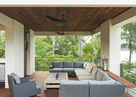 Patio Ceiling Fans Outdoor Outdoor Patio Ceiling Fans Porch Contemporary With Wood Ceiling