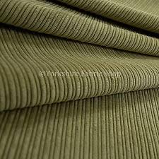 Corduroy Sofa Fabric Striped Corduroy Craft Fabrics Ebay
