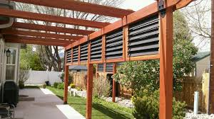 Screen Ideas For Backyard Privacy Diy Outdoor Privacy Screen Ideas Functional Deck Decorations To In