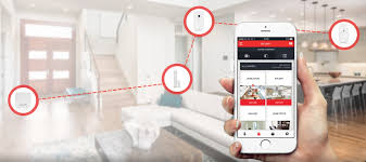 wireless home security system evohome security get connected