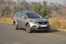 2017 tata hexa review road test