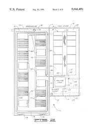 Green House Floor Plan by Patent Us5046451 Fish Farm And Hydroponic Greenhouse Google