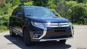 2016 mitsubishi outlander sel s awc road test review by carl malek