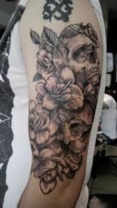 tattoo tattoos skull skulltattoo butterfly butterflytattoo