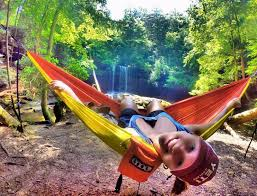 eagles nest outfitters eno doublenest nylon hammock 2017 charcol