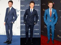 the eddie redmayne suited man lookbook photos gq