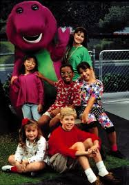 10 knew man played barney