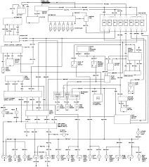 toyota efi wiring diagram toyota wiring diagrams instruction