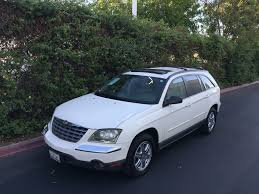 used 2005 chrysler pacifica touring at city cars warehouse inc
