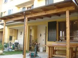 struttura in legno per tettoia lf arredo legno bologna tettoia in legno