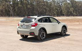 2013 motor trend sport utility of the year contender subaru xv