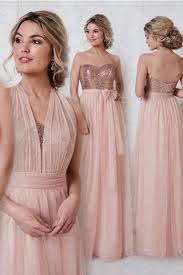 pink bridesmaid dresses 2018 blush pink bridesmaid dresses empire waist prom dress