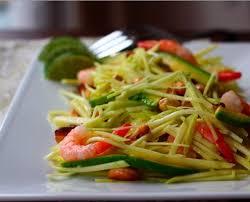231 best thai green mango salad images on pinterest mango salad