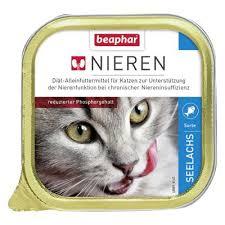beaphar renal diet 6 x 100g free p u0026p 29 at zooplus
