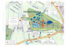 Transport Map Transport Map Dulwich Park Fair