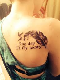214 best feather tattoos images on pinterest tattoo ideas