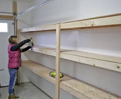 Diy Garage Building Plans Free Plans Free by Ana White Build A Easy And Fast Diy Garage Or Basement Shelving