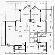 floor plans for compassvale street hdb details srx property