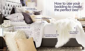 using your bedding to create the perfect bed overstock com