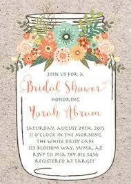 jar invitations bridal shower invitation cards jar bridal shower invitations