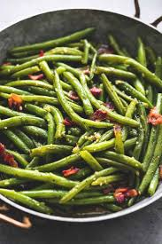 easy brown sugar green beans with bacon the side dish for