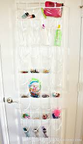 100 door hanging shoe organizer 24 pockets plastic storage