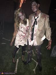 Good Scary Halloween Costumes 29 Zombie Couples Images Halloween Ideas