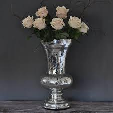 bulk silver vases large antique silver urn vase by primrose u0026 plum