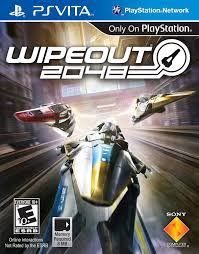 amazon com wipeout 2048 playstation vita video games
