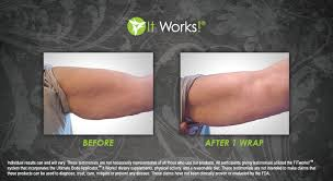 before and after one it works ultimate body applicator arms