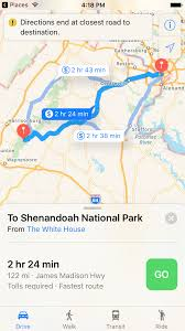 Potomac River On Map Building An Ios Geolocation Travel App With React Native Codementor