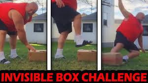 Challenge Fail Vine Best Invisible Box Challenge Fails Compilation 2017 Funniest Step