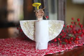 toilet paper roll angel christmas angel crafts and toilet paper