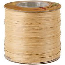 raffia ribbon ribbon trim paper source