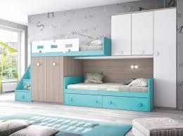 chambre lit superposé lits superposés optimiser l espace d une chambre